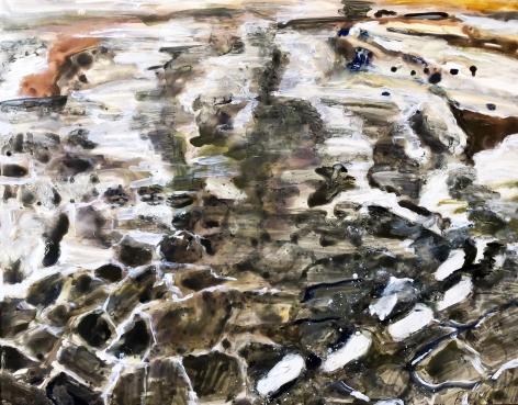 RICHELLE GRIBBLE, Imprints III, 2018
