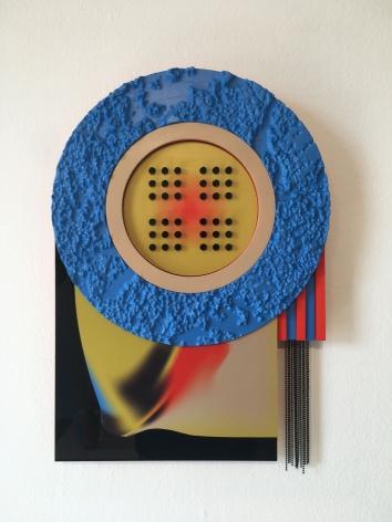 JOSHUA EDWARD BENNETT, Seer of Patience, 2020