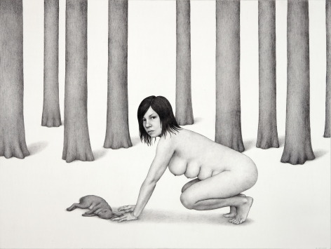 MONICA ZERINGUE, Shewolf, 2012