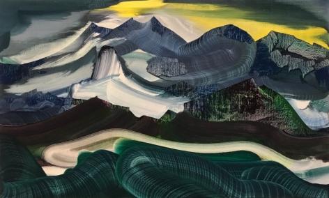 ELLIOTT GREEN, Chronogel, 2017