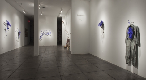 PAUL VILLINSKI|||Glidepath, [Main Gallery Installation View]