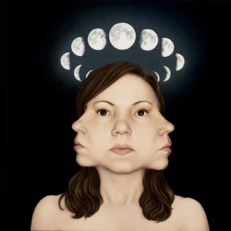 MONICA ZERINGUE Post Tenebras Lux, 2014