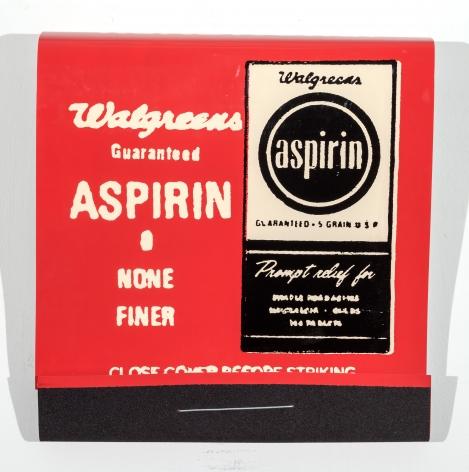SKYLAR FEIN Aspirin, 2015