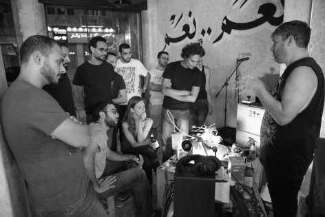 TED RIEDERER Never Records: Amman, Jordan- Culture not Conflict