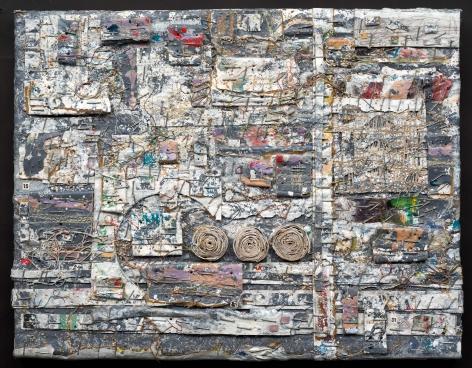 ANITA COOKE Wallstreet III, 2015