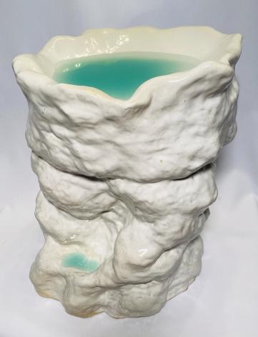 KRISTINA LARSON, Iceberg Table, 2020