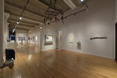 GUNS IN THE HANDS OF ARTISTS|||Washington University in St. Louis