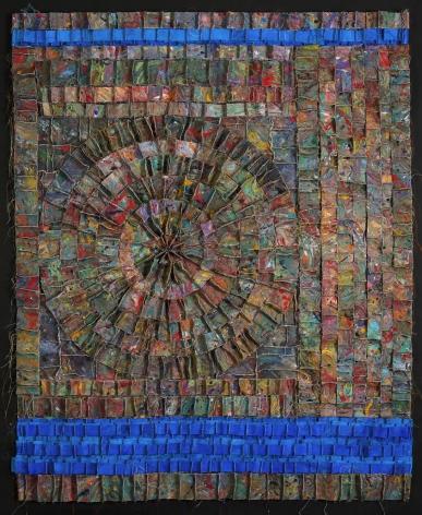 ANITA COOKE Color Wheel, 2012