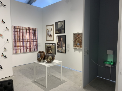 ART MIAMI 2019, Stand AM106
