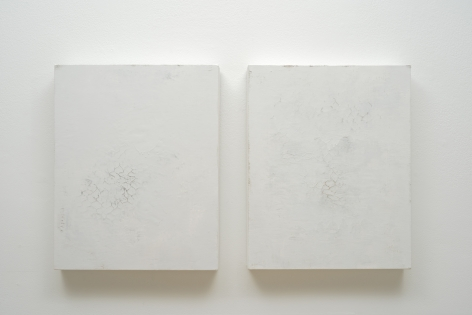 SIDONIE VILLERE Diffuse [diptych], 2014