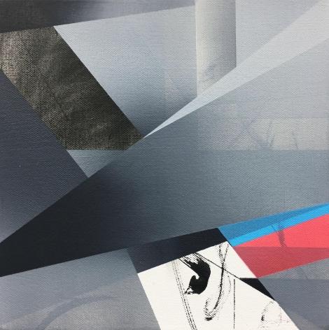 MARNA SHOPOFF, Mark and Transparency, 2018
