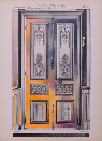 NURHAN GOKTURK Cleopatra's Doorway, 2017