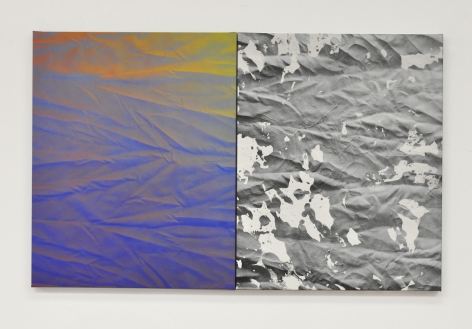 BONNIE MAYGARDEN Disrupted Pair I, 2016