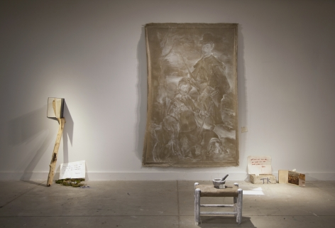RACHEL BORGMAN, Velázquez Letter Investigations, 2014