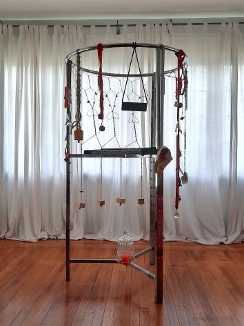 Susan Jennings installation