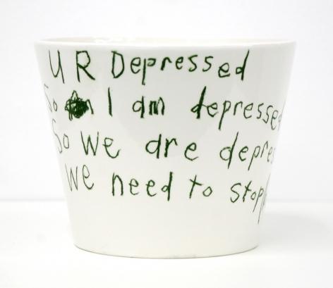 Cary Leibowitz, U R Depressed 1