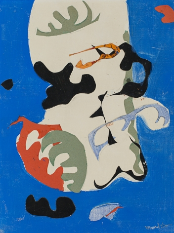 Beatrice Mandelman No. Thirteen, c. 1960s