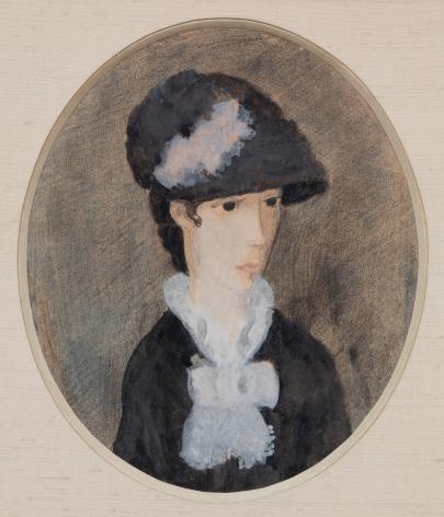 Portrait de femme, 1905
