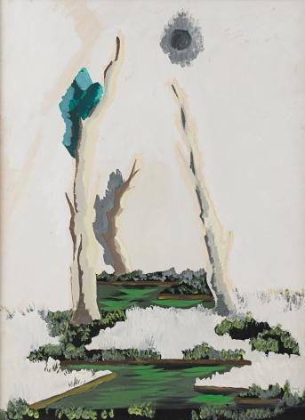Le ruisseau, 1930