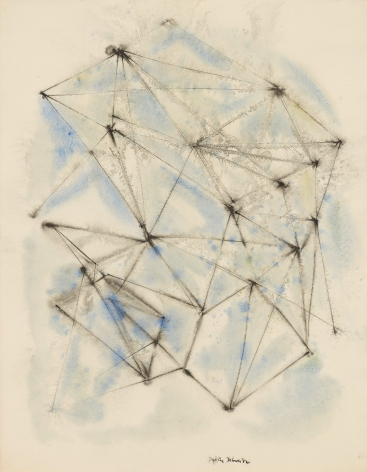 Untitled #61-A, 1952