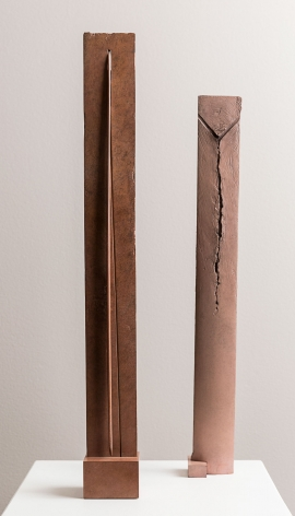 In Place of Shadows, 2001, cast in 2010