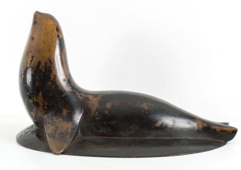 Reuben Nakian, Seal, 1922