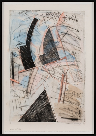 Composition (Plate 2274), 1993