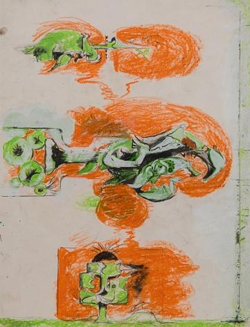 Study for Firebird, 1975