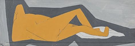 Henri Laurens, Femme Nue Allongee, 1937