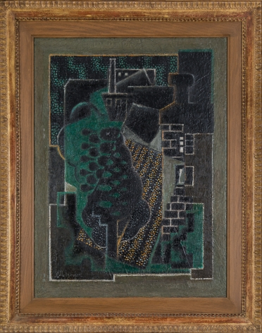 Jean Metzinger, The Windmill of Calvados, 1918