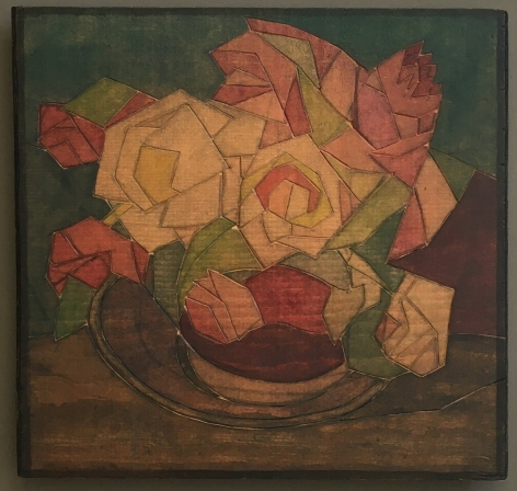 Blanche Lazzell,June Roses, 1926