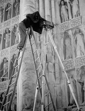 Fred Stein Photographer, Rheims, 1935