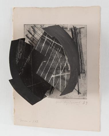 Construction (Plate 552), 1983