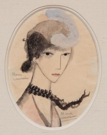Autoportrait, 1912