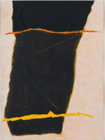 Theodoros Stamos Infinity Field, Lefkada Series #II, 1970