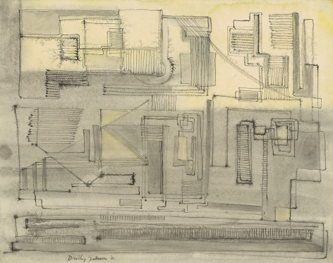Untitled #53, 1951