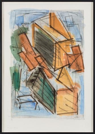 Composition (Plate 2413), 1997