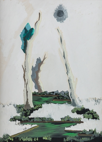 JeanLurçat, Le ruisseau, 1930
