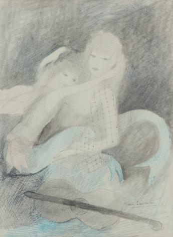 Marie Laurencin,Deux Sirèns