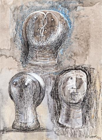 Three Heads, 1979