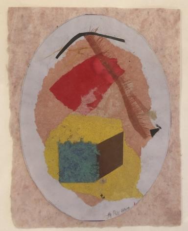 Anne Ryan,Untitled No. 324, c. 1948–1954