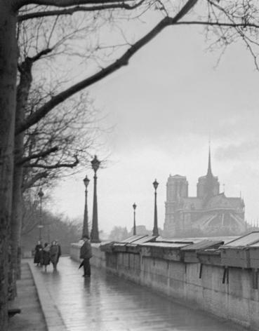 FredStein Notre Dame, Paris, 1938