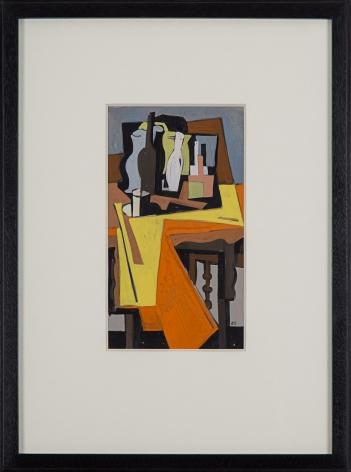 Kenneth Stubbs, Geometric Still Life, c. 1954