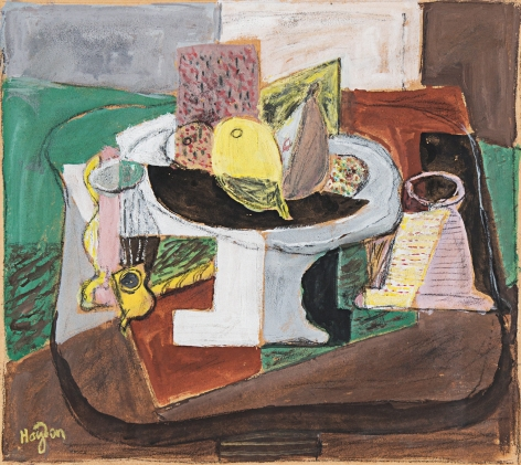 Henri Hayden, Still Life with Compote, 1920