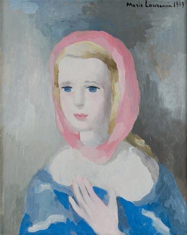 Marie Laurencin Simone Moreau, 1939