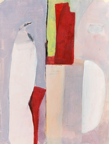 Untitled, c.1950-1960s, Gouache on paper