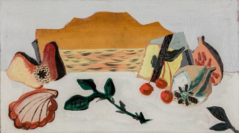 JeanLurçat, Still Life, 1927