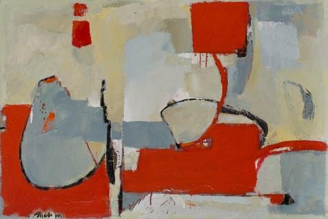 Joy Ride, 2011, oil on canvas