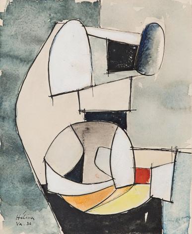 Composition abstraite, 1936