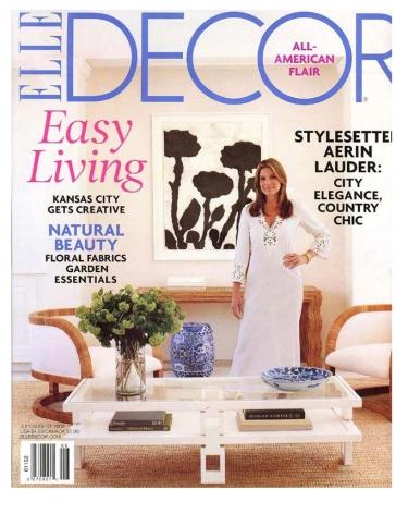 Elle Decor Magazine - 2009